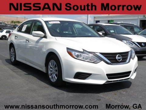 Pre-Owned 2016 Nissan Altima 2.5 S FWD Sedan