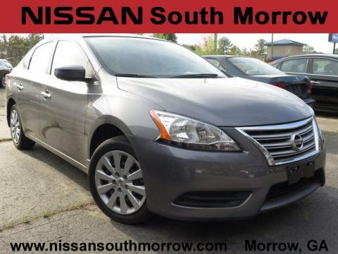 Pre-Owned 2015 Nissan Sentra S FWD Sedan