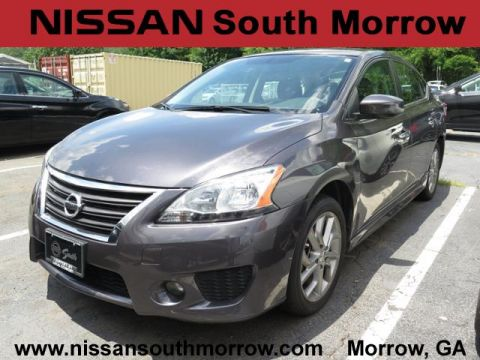 Pre-Owned 2013 Nissan Sentra SV FWD Sedan