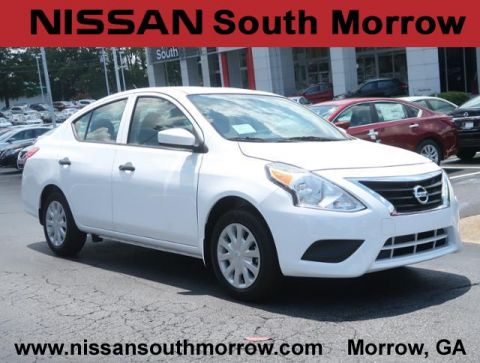 Superior New 2018 Nissan Versa 1.6 S Plus