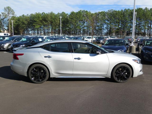new 2017 nissan maxima sr sedan in morrow c397120 nissan south morrow. Black Bedroom Furniture Sets. Home Design Ideas