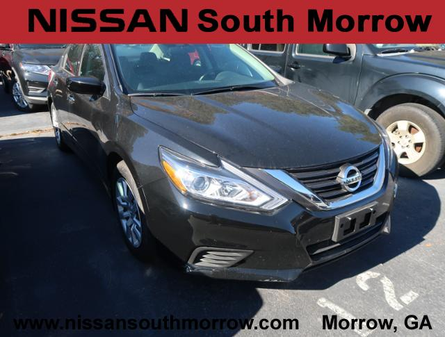 Certified Pre-Owned 2016 Nissan Altima 2.5 S FWD Sedan