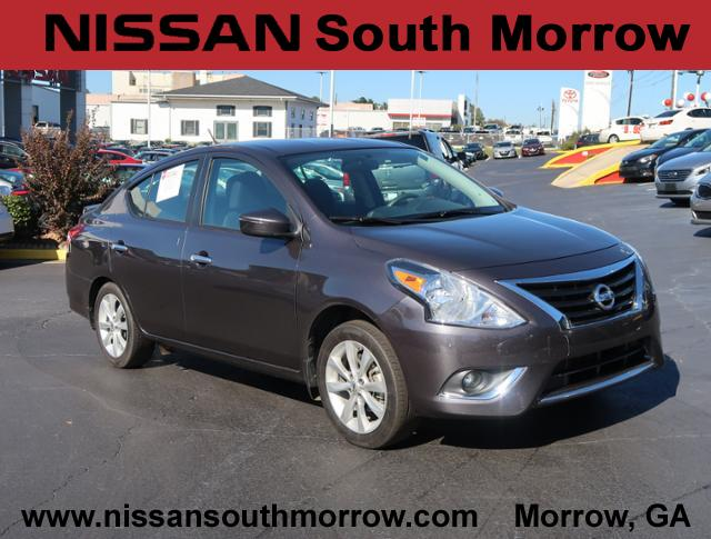 Certified Pre-Owned 2015 Nissan Versa SL FWD 4dr Car