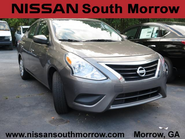 Pre-Owned 2016 Nissan Versa 1.6 S Plus