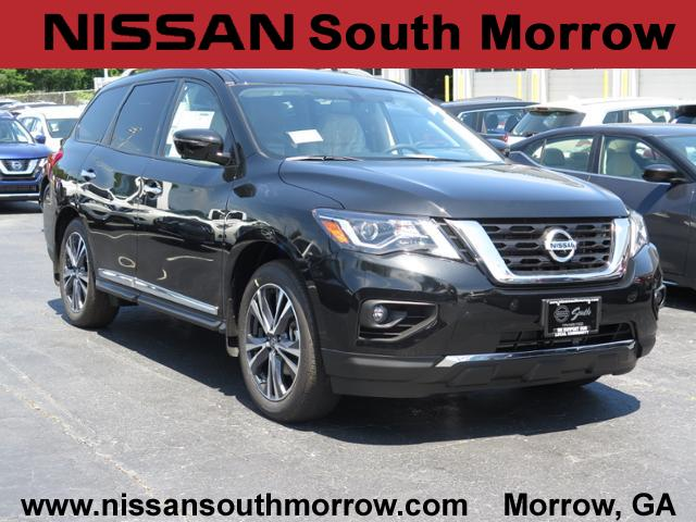 New 2017 Nissan Pathfinder Platinum FWD Wagon