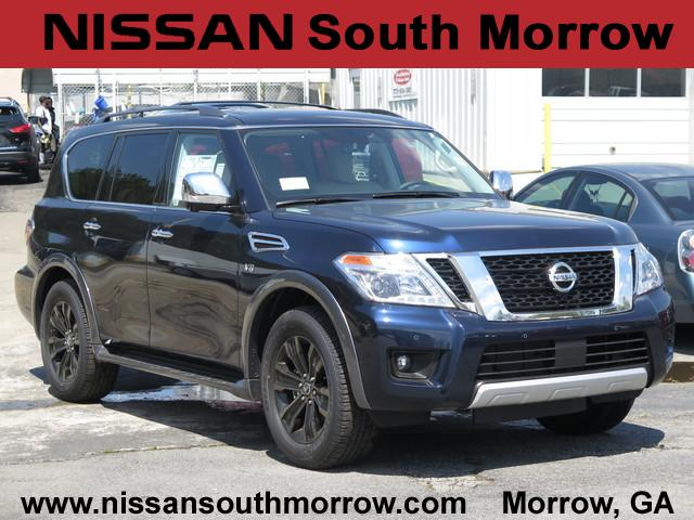 Good New 2018 Nissan Armada Platinum