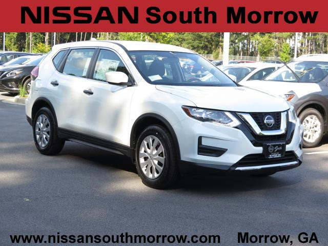 Captivating New 2018 Nissan Rogue S