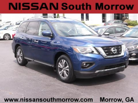 Certified Pre-Owned 2017 Nissan Pathfinder SV